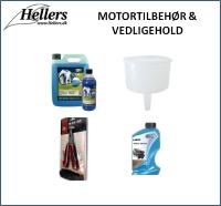 Motortilbehør | Motorvedligeholdelse | hellers.dk |