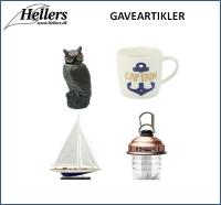 Gaver | Sejlergaver | hellers.dk |