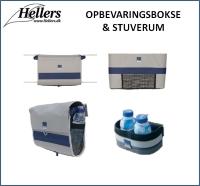 Komfort ombord | Opbevaringsbokse | Stuverum | hellers.dk |