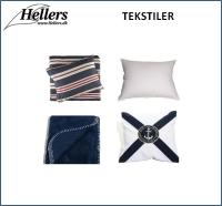 Komfort ombord   puder   Tekstiler   hellers.dk  