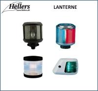 Lanterne og lys | Lys til båden | hellers.dk |