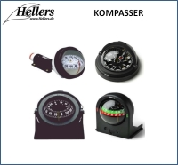 Kompas | Navigation | hellers.dk