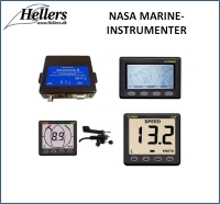 Navigation | Nasa Marine Instrumenter | hellers.dk |