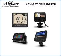 Navigation | GPS til båden | hellers.dk |