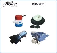 Pumper | Lænsepumper | Trykvandspumper | hellers.dk |