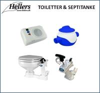 Toiletter | Septiktanke | Bådudstyr | hellers.dk |