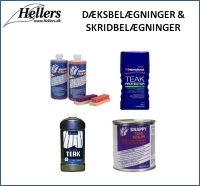 Dæksbelægning   Skridbelægning   hellers.dk  
