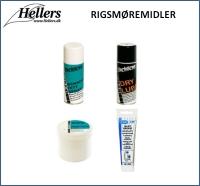 Rig smøremidler | Smøremidler til båden | hellers.dk |