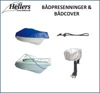 Bådpresenning | Bådcover | hellers.dk |