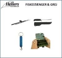 Fiskestænger   Fiskegrej   Fiskeudstyr  hellers.dk  