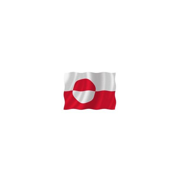 Bådflag Grønland
